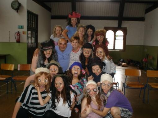Summer School - Through The Stage Door