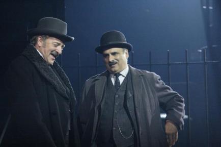 John Bowe as Judge PP as Beadle