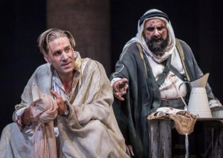 Joseph Fiennes and PP in Ross - CFT