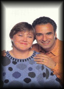 Pauline Quirke and PP in Birds Of A Feather