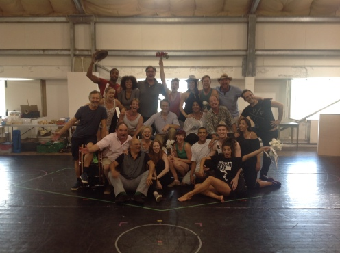 The CFT Company Guys and Dolls