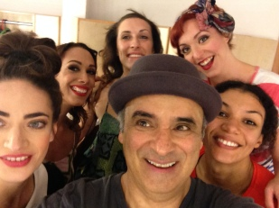 Backstage Guys and Dolls