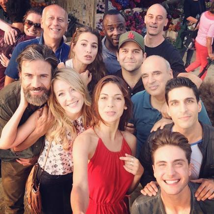 The Tyrant Cast
