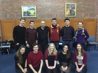 Cambridge University Musical Theatre Sociaety
