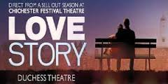 The Love Story Poster
