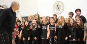 Acting Through Song Workshop