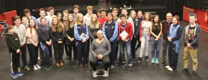 Wellington School Sweeney Todd Workshop