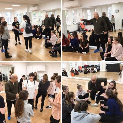 Musical Theatre Masterclass Workshops