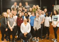 Wirral Grammar School Footloose Workshop
