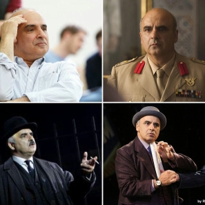 Buddy in Follies, Col Mahmood in Tyrant, Beadle Bamford in Sweeney Todd and Nathan Detroit in Guys and Dolls
