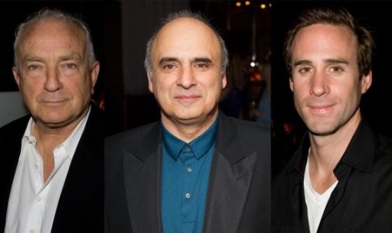 Paul Freeman, PP and Joseph Fiennes