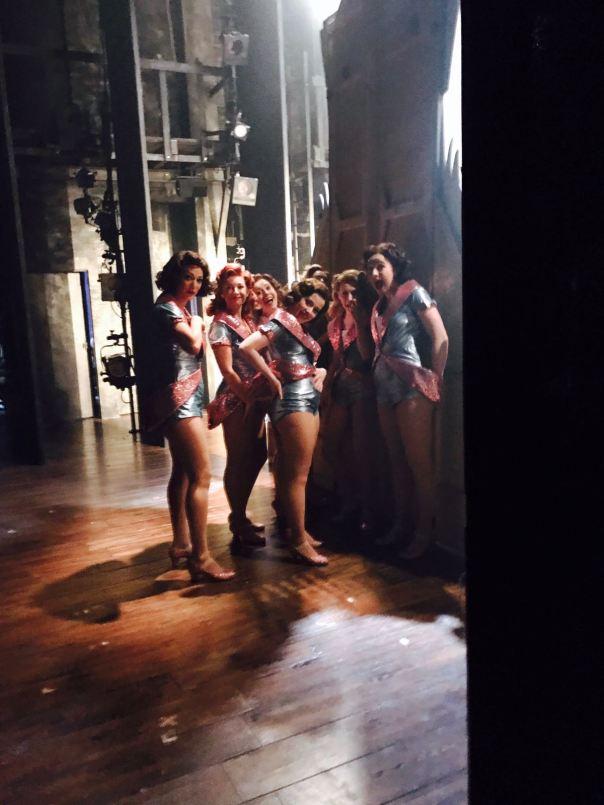 Royal Alexandra Toronto Backstage