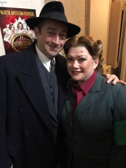 Fenton and Tania Newton